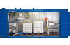 AMMAC aliejaus spaudimo įranga/linija